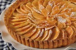 Image of French Apple Tart Tested Recipe, Joy of Baking