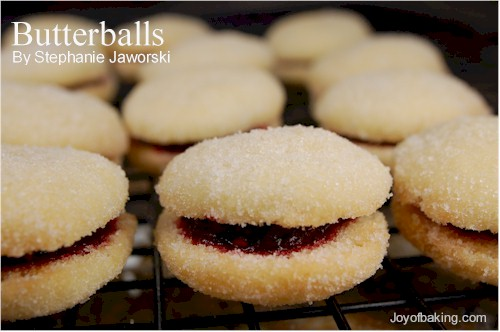 Butterball Cookies Recipe