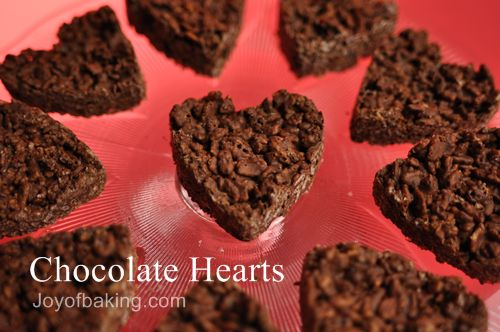 Chocolate Hearts Recipe
