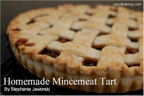 homemade mincemeat tart recipe tested