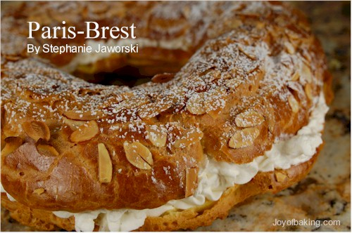 Paris Brest Recipe
