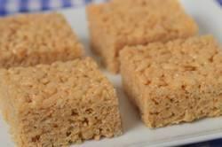 Peanut Butter Rice Krispies Treats Joyofbaking Com