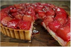 Image of Rhubarb Tart Tested Recipe, Joy of Baking