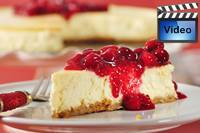 Image of Ricotta Cheesecake Tested Recipe, Joy of Baking