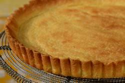 Pate Sucree (Sweet Pastry Crust)